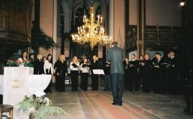 Christmas Concert with the Chamber Choir of Tallinn at Viljandi