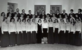 10th Anniversary Concert in the Glehn Castle,1976