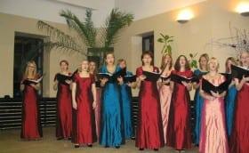 Koori 37. sünnipäev Glehni lossis 11. detsember 2003