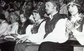 Üliõpilaslaulupidu Tartus, 1974 (?)