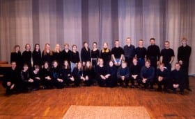 Eesti sega- ja kammerkooride konkurss Tartus 26. veebruaril 2000