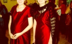 Christmas concert in St. John's Church, 21th December 2003