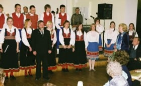 St. Catherine's Day at Salme Culture House