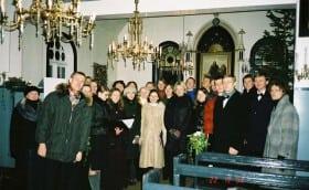 Jõulukontsert Nõva kirikus