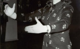 Karin Rööp, main conductor in 1975-1992