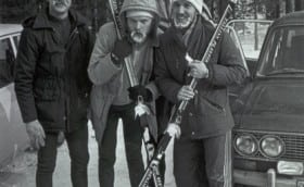 Tallinn Marathon, February 1986