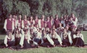 Song Festival in Tallinn, 1985