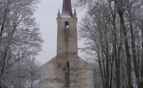 Advendijumalateenistus Ambla Maarja kirikus 19. detsember 2004