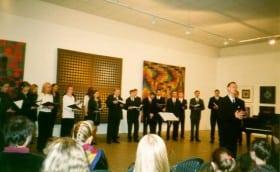 Kontsert 'Talverõõmud' Pärnu Chaplini keskuses 16. detsember 2000