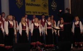 Veldhoveni rahvusvaheline noortekooride festival Hollandis 20.-28. oktoobril 2004:en]International Youth Choir Festival Veldhoven, 20th-28th October 2004