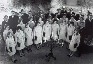Concert in Kiek in the Kök, 1. february 1973K