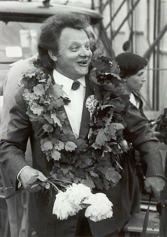 TTÜ Kammerkoori esimene dirigent Ants Üleoja