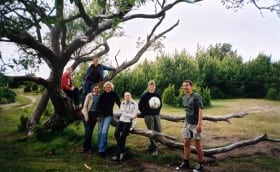 Suvelaager Kihnu saarel 20.-22. juuni 2003