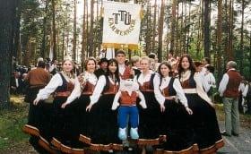 Singing Day of Estonian Mixed Choirs in Võru, June