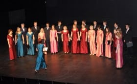 Concert together with Tallinn Chamber Choir in KUMU, 25th March 2006