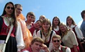 XXIV üldlaulupidu Tallinnas 3.-4 juunil 2004