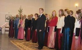 Jõulukontsert Tallinna Peeteli kirikus 17. detsember 2004