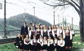 Ungari, Budapesti rahvusvaheline kooride konkurss