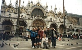 Veneetsia, aprill 1998
