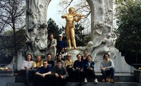 Itaalia, konkurss Riva del Gardas, aprill 1998