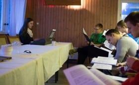 Winterdays and Choir Camp